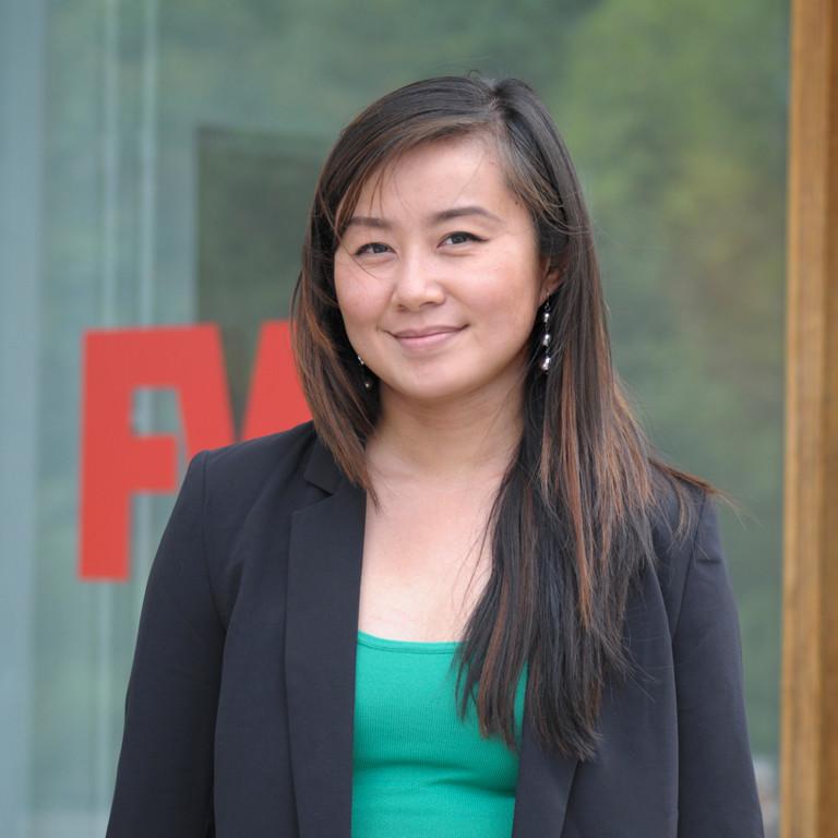 Jessica Chen, grafisk formgivare