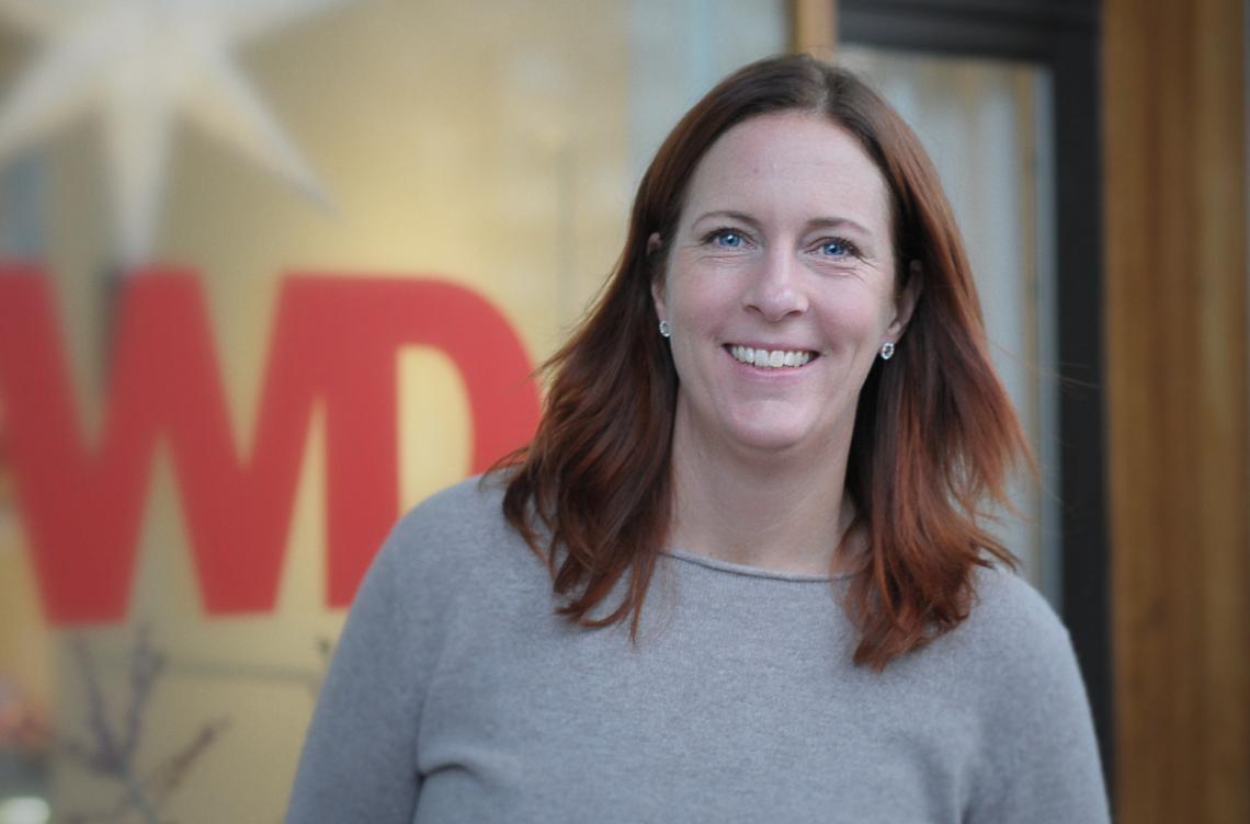 Linda Lindman Produktionsledare